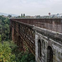 Il lato bergamasco il più pericolante Lo studio sul ponte di San Michele