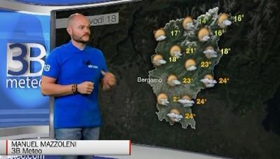 Meteo, le previsioni per giovedì 18 ottobre