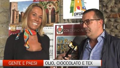 Gente e Paesi: cioccolato, olio d'oliva e Tex Willer