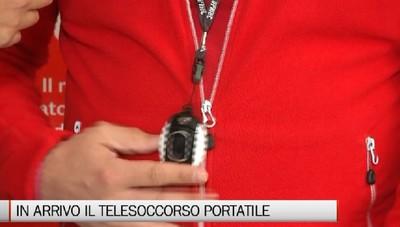 La Croce Rossa lancia un telesoccorso portatile