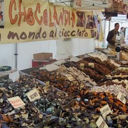 A Ponte San Pietro «Cioccolandiadue» Due giorni all'insegna della dolcezza