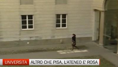 Altro che Pisa, l'Università di Bergamo è al femminile