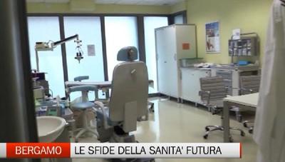 Bergamo - Le sfide della sanità futura