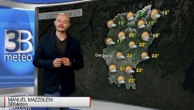 Meteo - Previsioni per il fine-settimana