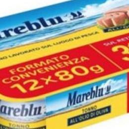 Ritirate scatolette di tonno Mareblu Problemi nella confezione da sei e da 12