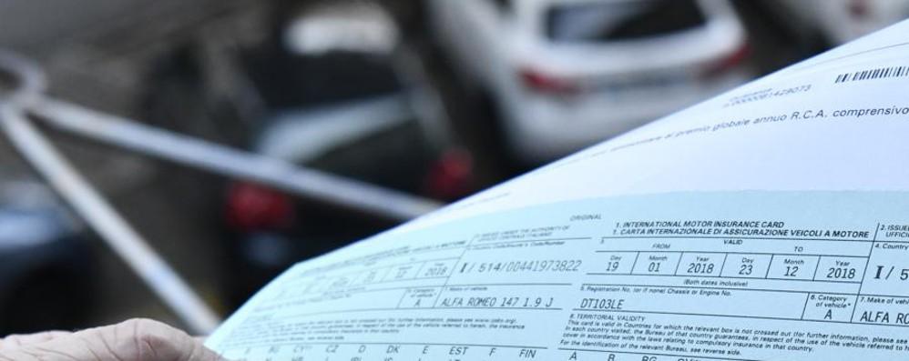 Tariffa unica per l'Rc auto A Bergamo si rischia il salasso