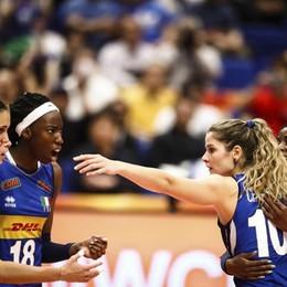 Volley, l'Italia in finale con la Serbia Ai Mondiali le azzurre battono la Cina