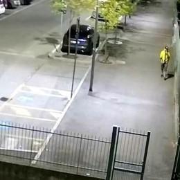 Ancora furti a Cisano Bergamasco Il video e l'appello del sindaco su Fb