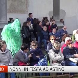 Bergamo - Ad Astino la Festa dei Nonni