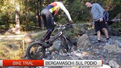 Bike trial, bergamaschi sul podio in trentino. Tombini ed Orfino conquistano il campionato
