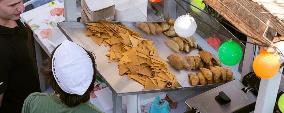 Festival del cibo di strada  all'ex storica cartiera Pigna