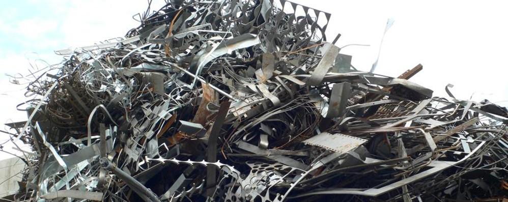 Furti in aziende di metalli del Nord Italia Fermata una banda di 13 persone