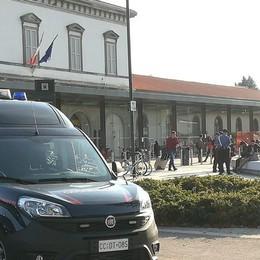 Nuovi controlli alla stazione autolinee Spaccio e armi: fermate 4 persone