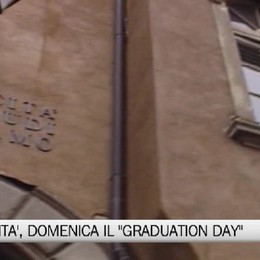 Università - Domenica il Graduation day