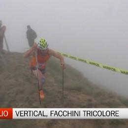Valgoglio Vertical, campionato italiano nella nebbia