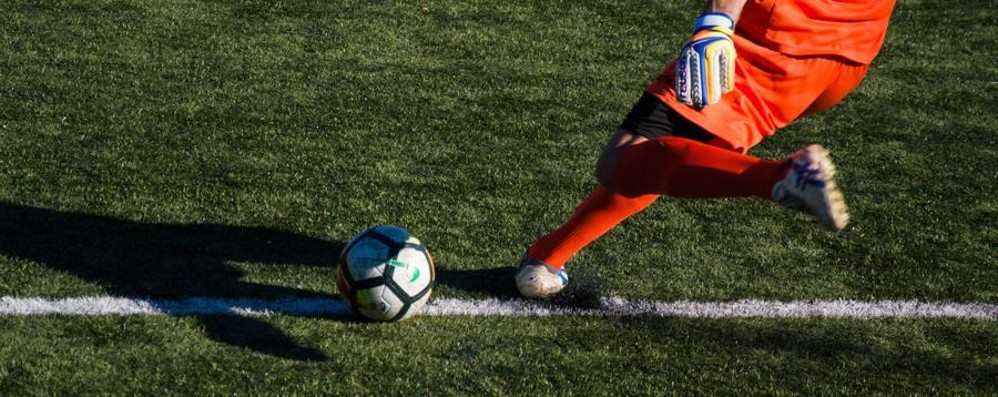 Alessandro torna sul campo della Tritium Un calcio alla paura dopo il grave malore