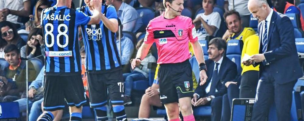 Atalanta, Gasperini recupera Ilicic Gomez e Zapata contro il Chievo