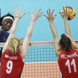 Mondiali volley, Italia battuta in finale Il sogno sfuma solo al tie break