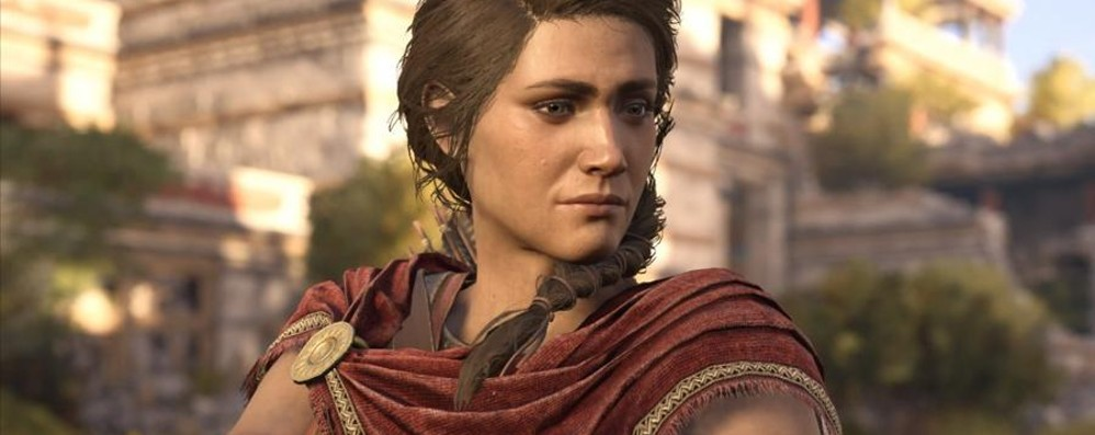 Assassin's Creed Odyssey L'Odissea secondo Ubisoft