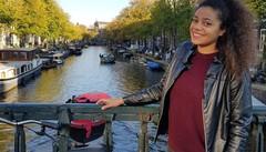 Catherine, a 19 anni vola Amsterdam Da ragazza alla pari agli studi europei