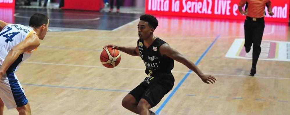 Magico Taylor al PalaAgnelli Terza vittoria per la Bergamo basket