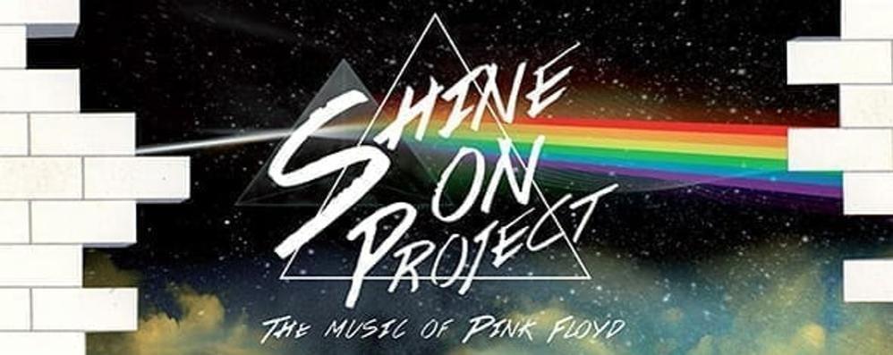 Concerto per Jenni il 27 ottobre Musica dei Pink Floyd a Colognola