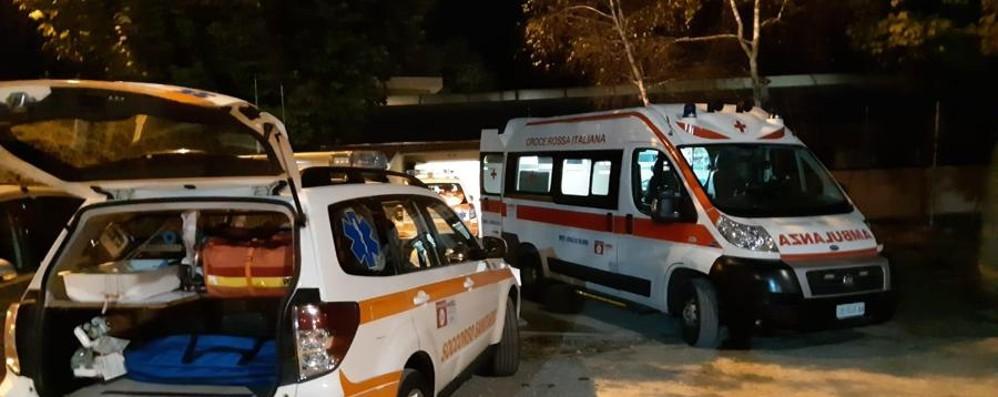 Mamma in arresto cardiaco al campo Rianimata da un allenatore a Medolago