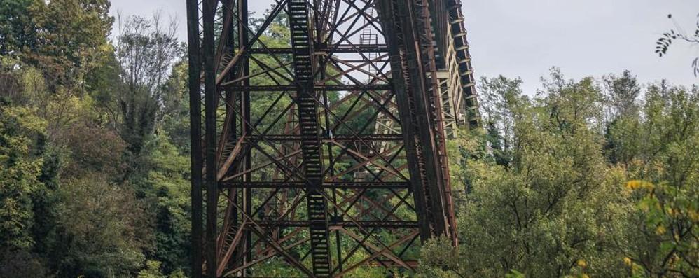 Manutenzione ponte di Calusco Le vie d'accesso «non sono battute»