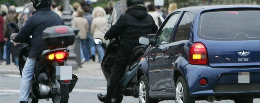 Novità per la patente moto - Tutte le info Nelle prove pratiche aumenta la velocità