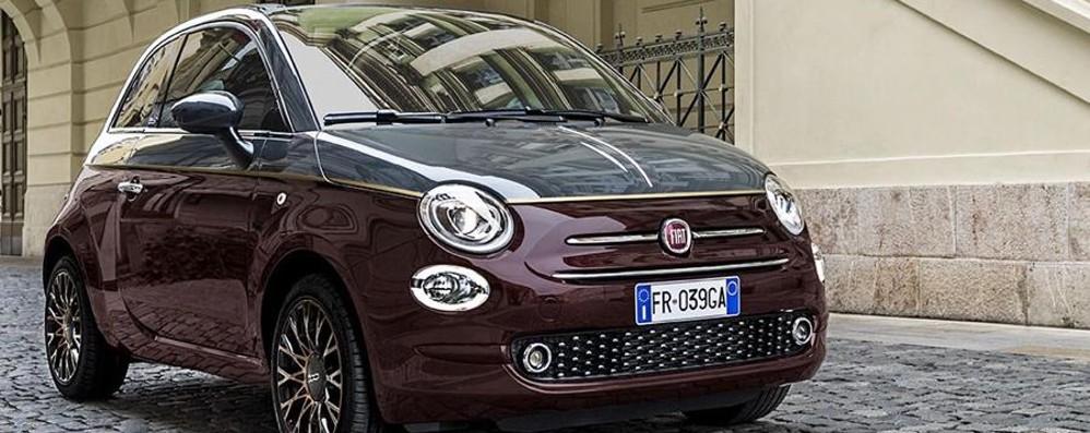 Nuova Fiat 500  Collezione ispirata alla moda