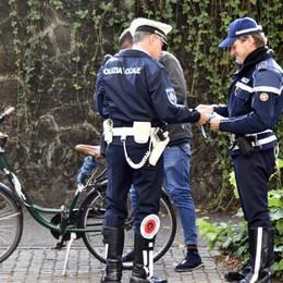 Prima bici sequestrata in via Bonomelli Fermato uomo con decreto di espulsione