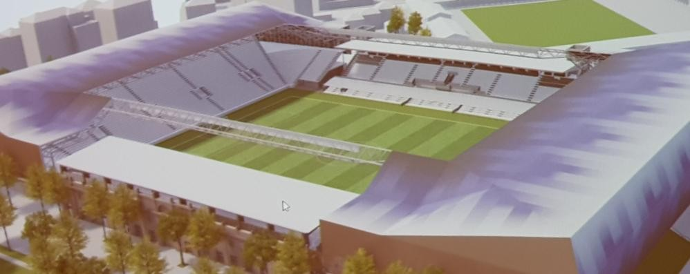 «Regalerò ai tifosi uno stadio gioiello» Via libera al progetto, parla Percassi