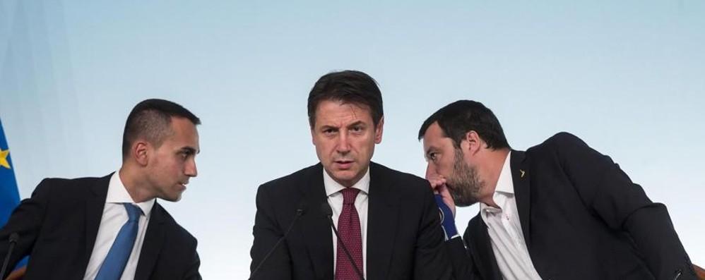 Salvini pigliatutto 5 Stelle in affanno
