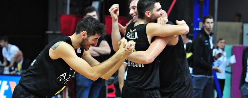A Treviglio il derby del basket orobico È Bergamo la squadra da battere