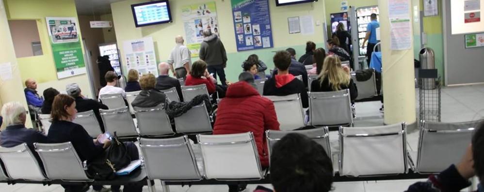 Emergenza medici al Pronto soccorso «Ne servono almeno 6 al Papa Giovanni»