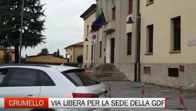 Via libera al trasferimento della Guardia di finanza da Sarnico a Grumello del Monte