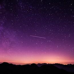 Da dove è arrivato il meteorite nel cielo? Un residuo della cometa di Halley - Video