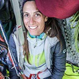Lola Delnevo entra nella storia dei climber In cima a El Capitan a forza di braccia