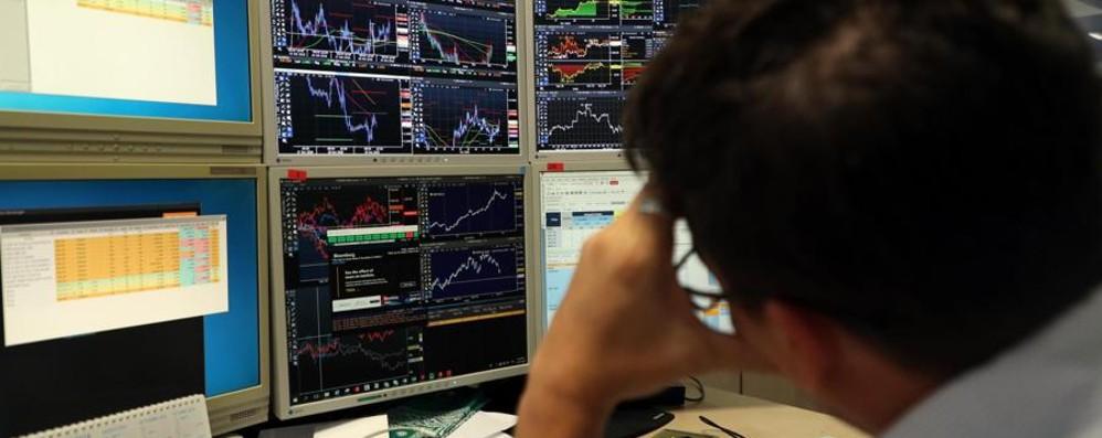 Mattarella preoccupato aspettando i mercati