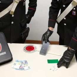 Spacciava cocaina a Dalmine Arrestata una donna di 30 anni