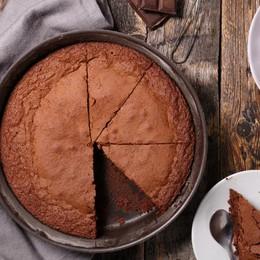 Arriva il freddo Torta al cioccolato