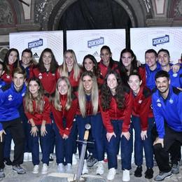 Comincia l'avventura della Zanetti «Faremo innamorare Bergamo»