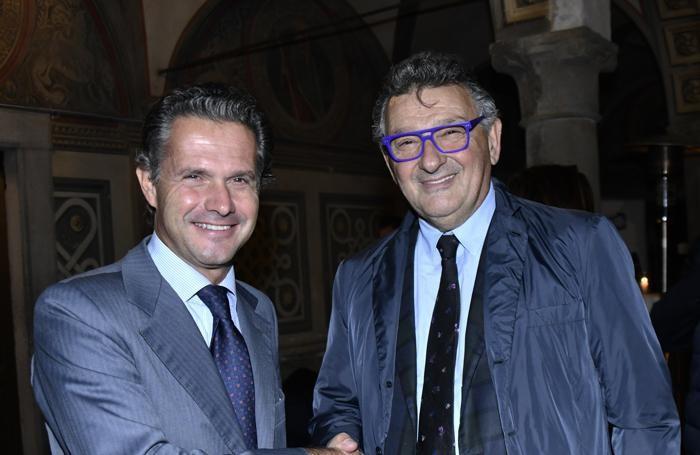 Matteo Zanetti e Luciano Bonetti
