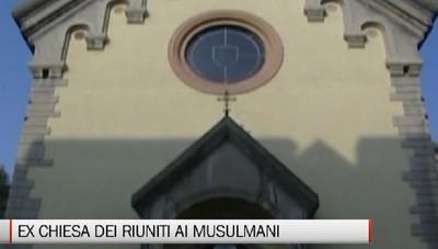 Ex cappella dei Riuniti ai musulmani: è polemica