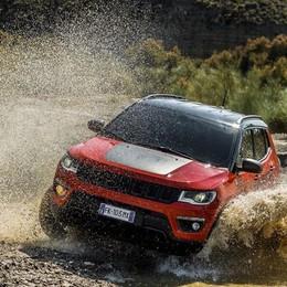 Jeep Compass Trailhawk Iniziate le vendite