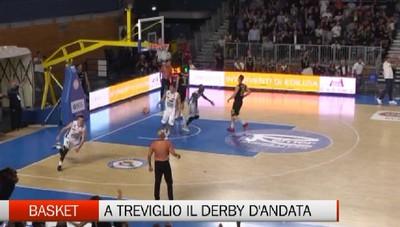 Remer Treviglio-Bergamo Basket 85-81 dts