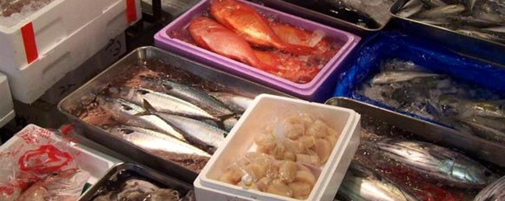 Pesce scaduto, sequestrate 2 tonnellate  Controlli anche in Bergamasca