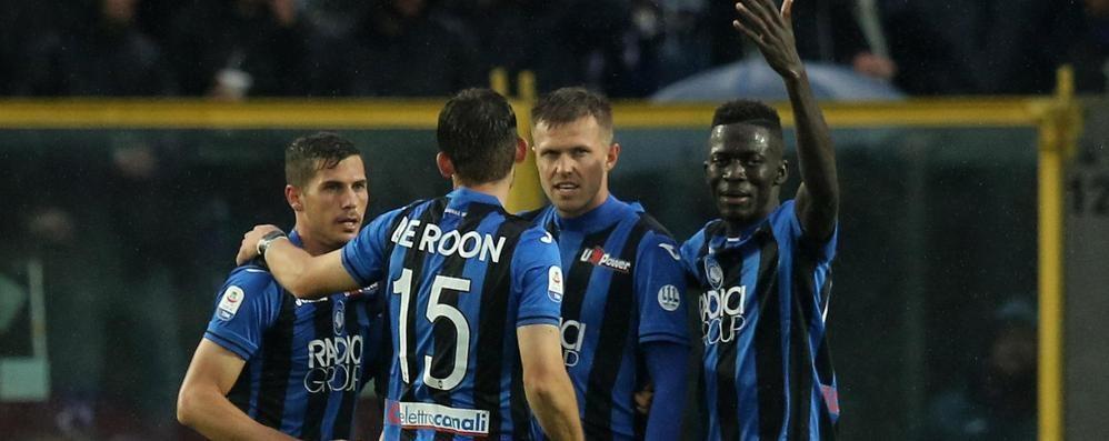 Atalanta, la difesa è il migliore attacco Secco 3-0 al Parma: la crisi è alle spalle