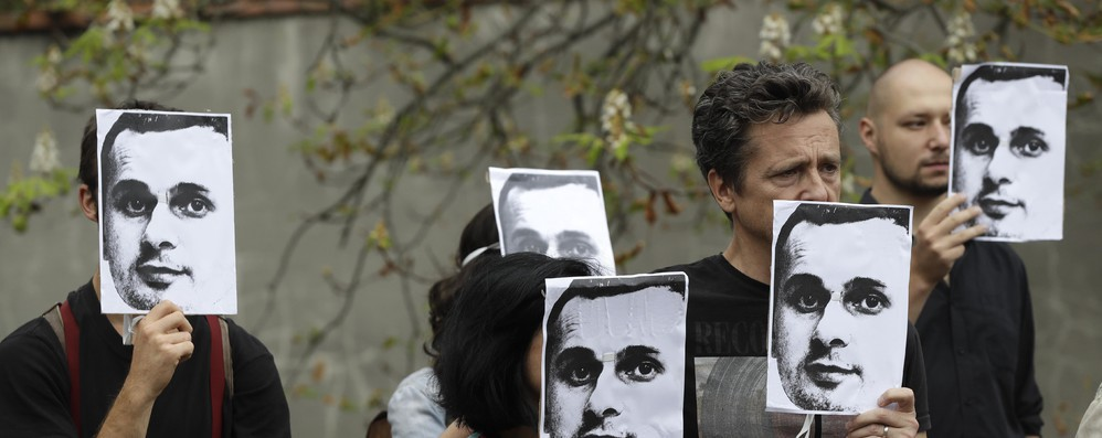 Tajani, Premio Sakharov 2018 a regista ucraino Sentsov