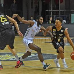 Basket, Bergamo perde ancora Agrigento passa 89 a 79